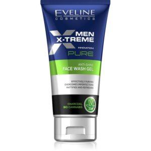 MEN X-TREME PURE FACE WASH GEL-Kontrafouris Cosmetics