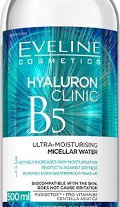 HYALURON CLINIC B5 ULTRA-MOISTURISING MICELLAR WATER-Kontrafouris Cosmetics