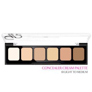 Golden Rose Correct & Conceal Cream Palette-Kontrafouris Cosmetics