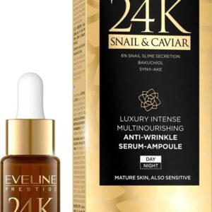 24K SNAIL & CAVIAR SERUM - Kontrafouris Cosmetics