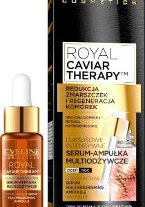 ROYAL CAVIAR THERAPY LUXURY INTENSE MULTI-NOURISHING SERUM- AMPOULE-Kontrafouris Cosmetics