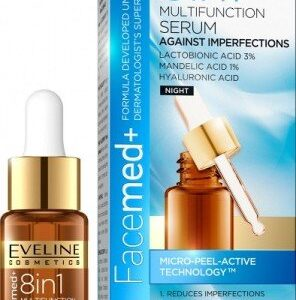8IN1 MULTIFUNCTION SERUM AGAINST IMPERFECTIONS-Kontrafouris Cosmetics