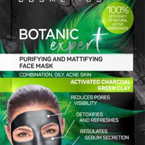 BOTANIC EXPERT PURIFYING AND MATTIFYING FACE MASK-Kontrafouris Cosmetics
