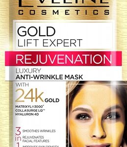 GOLD LIFT EXPERT REJUVENATION LUXURY ANTI-WRINKLE MASK 3IN1-Kontrafouris Cosmetics