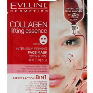 COLLAGEN LIFTING ESSENCE INTENSELY FIRMING FACE MASK-Kontrafouris Cosmetics