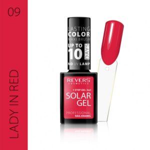 REVERS NAIL POLISH SOLAR GEL-Kontrafouris Cosmetics