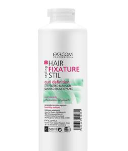 FARCOM Fixature Stil, Curl Definition-Kontrafouris Cosmetics