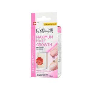 Eveline Nail Therapy Maximum Nails Growth-Kontrafouris Cosmetics