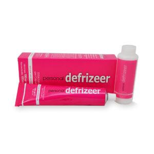 DEFRIZEER Personal Touch kit 100+100ml-Kontrafouris Cosmetics