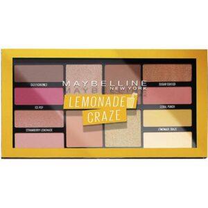 Maybelline Lemonade Craze Palette-Kontrafouris Cosmetics