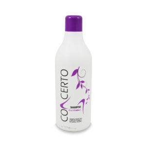 CONCERTO VITAMIN C BASED SHAMPOO-Kontrafouris Cosmetics