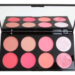 Revolution Sugar and Spice Blush palette-Kontrafouris Cosmetics