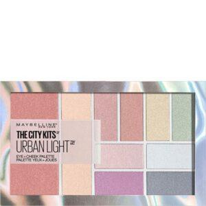 Maybelline The City Kits Eye Cheek Palette Urban Light Eyeshadow-Kontrafouris Cosmetics